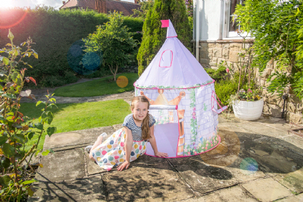 Fairytale Princess Playtent